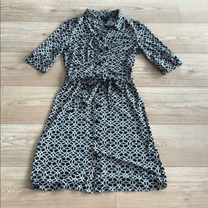 Patterned Laundry by Shelli Segal Dress